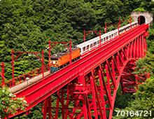 自然と鉄道